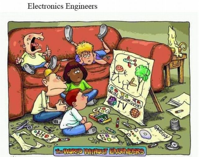 The World Without Engineers