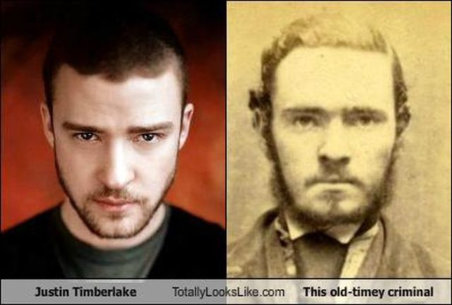 Celebrities Who Can Travel Back in Time