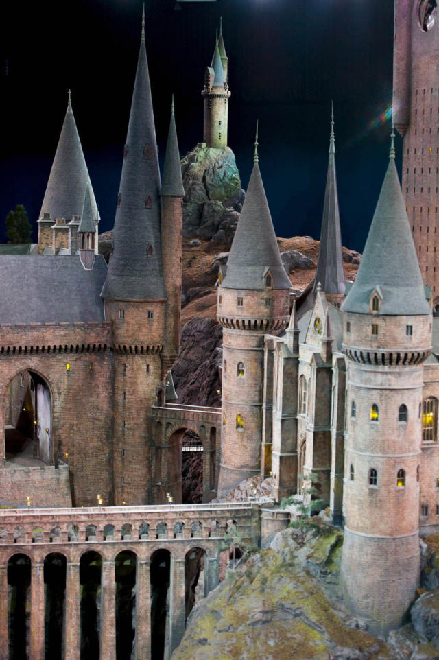 Real Hogwarts Castle Displayed in England