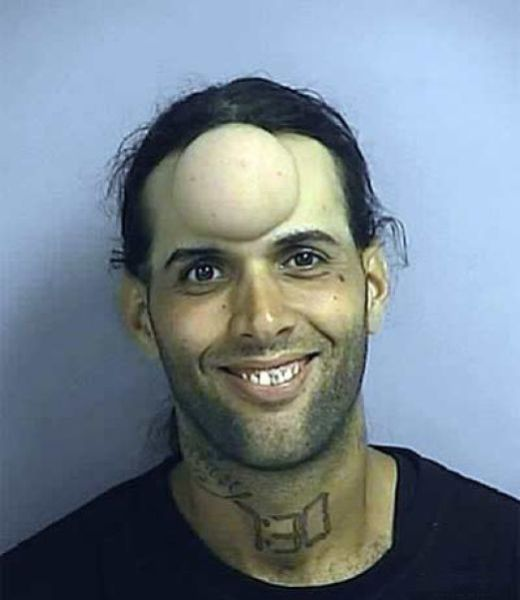 A Collection of Really Insane Mugshots