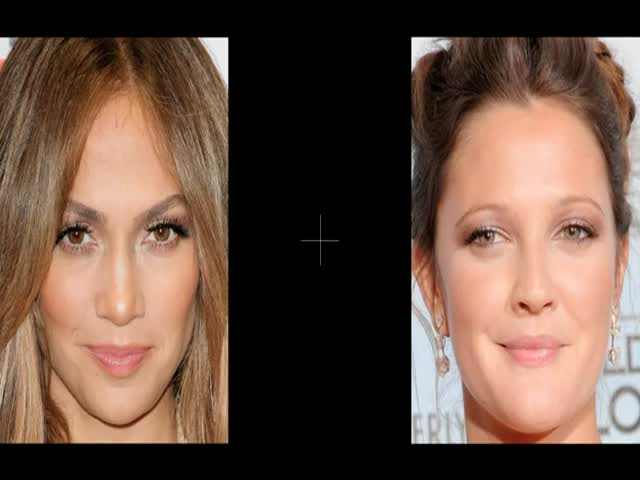 Awesome Illusion – Pretty Celebs Turn Ugly