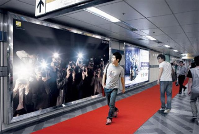 Amazing Guerilla Marketing Ads