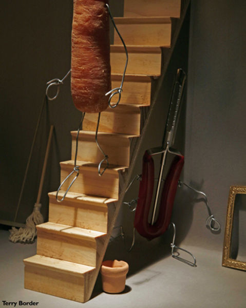 When Everyday Objects Come Alive. Part 2