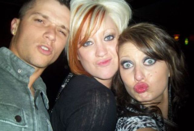 Duckfaces! Why Do People Do That? Part 2