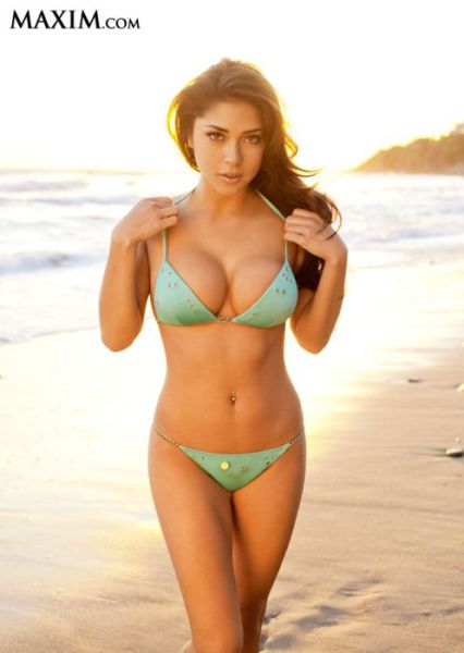 Maxim's Sizzling Hot 100 Girls