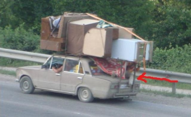 Moving Done the Russian Way