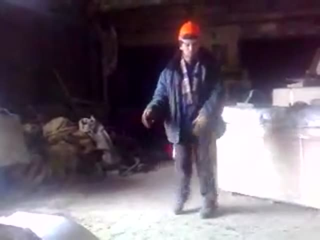 Awesome Dancing Worker
