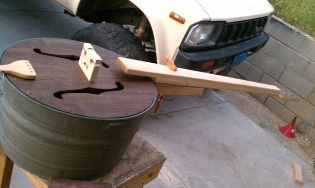 Washtub Double Bass