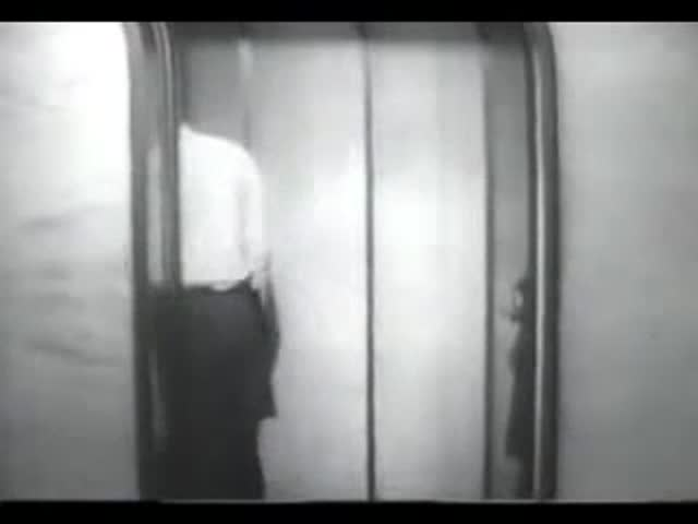 Funny Elevator Psychology Experiment