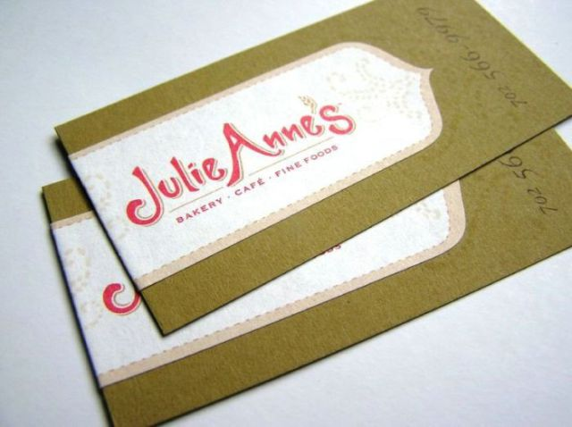 Not Your Typical Business Cards. Part 2