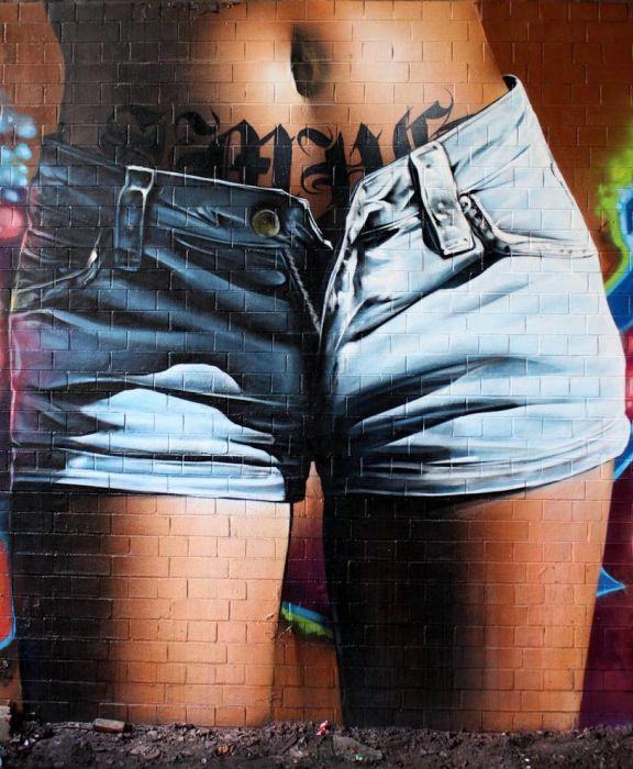 Spectacular Realistic Street Art