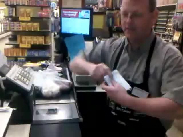 Super Fast Cashier