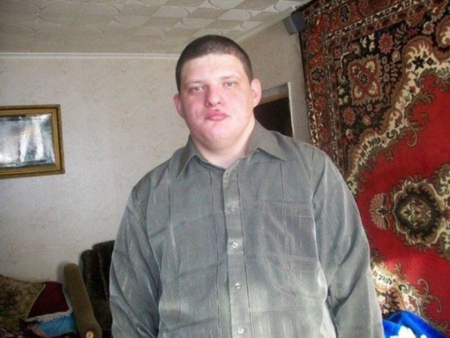 Creepy People from Russian Social Networks