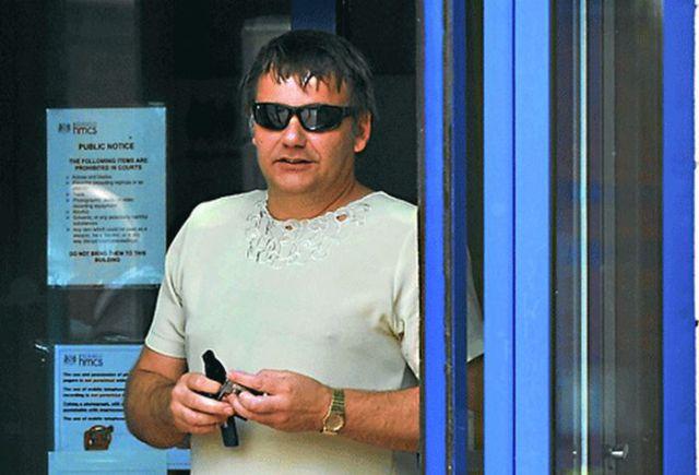 Lawbreaker Turned Away in Court Makes Bizarre Return