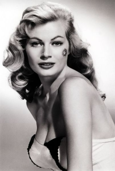 The Evolution of Anita Ekberg
