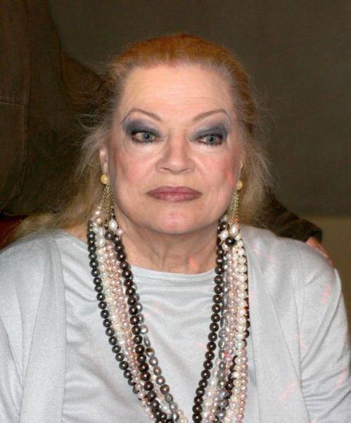 The Evolution of Anita Ekberg