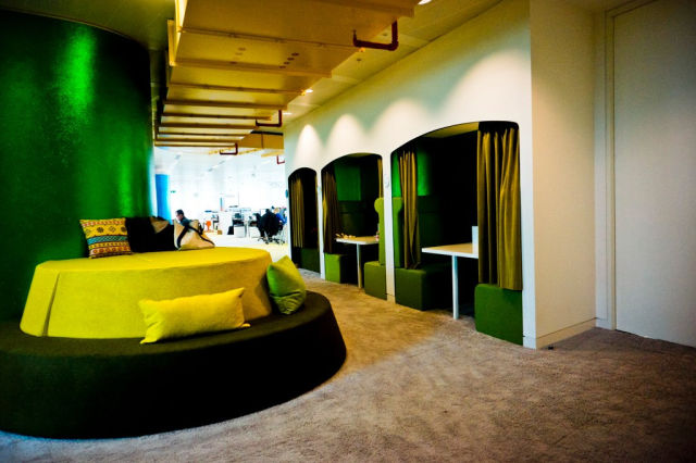 Inside Google's Office in London