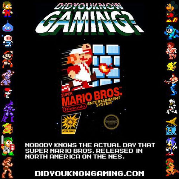 Video Gaming Fun Facts