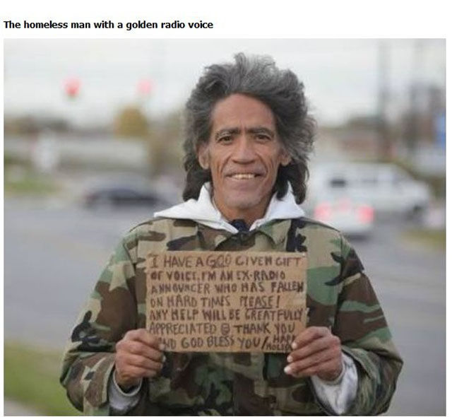 The Most Incredible Stories of the Homeless