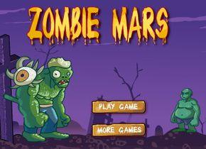 zomble mars