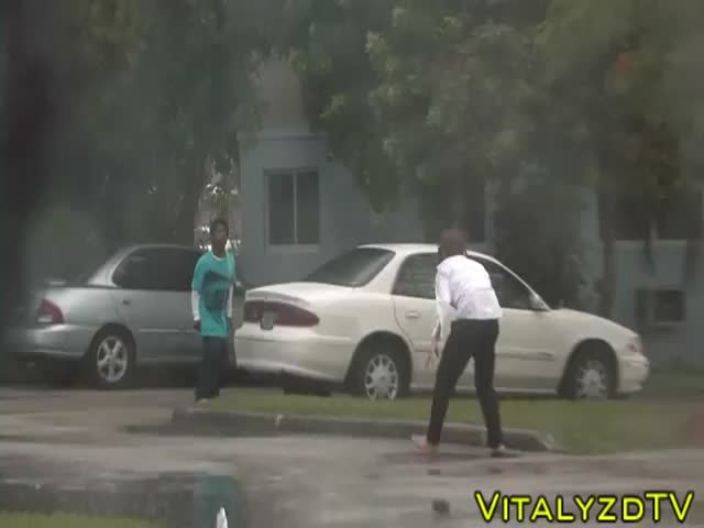 Crazy Zombie Attack Prank in Miami