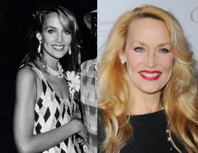 Even Supermodels Get Older