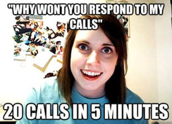 Overly attached girlfriend hilarious meme 37 pics