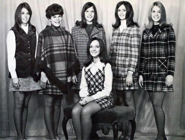 Vintage Miniskirts