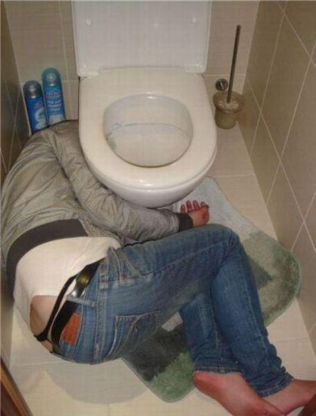 Warning: Heavy Alcohol Consumption Sucks