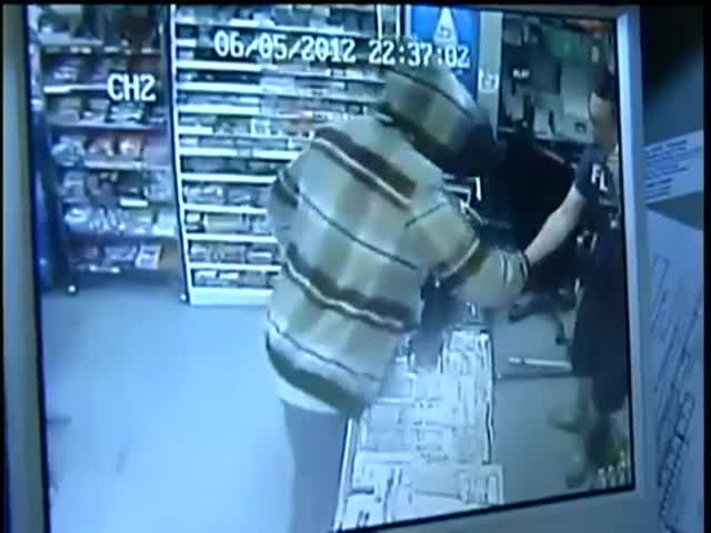 Big Time Robbery Fail