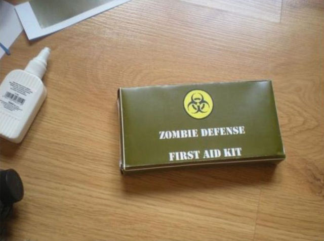 Survive the Zombie Attack