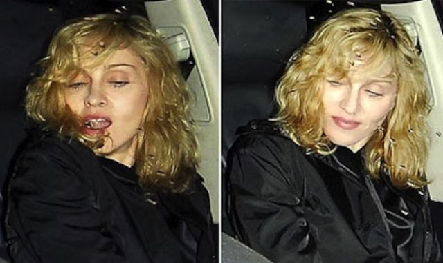 A Little Too Much Booze for These Celebrities. Part 2