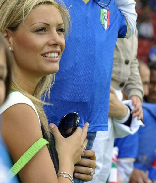 Euro 2012's Gorgeous Female Fans. Part 2