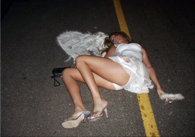 Brides That Drank Too Much