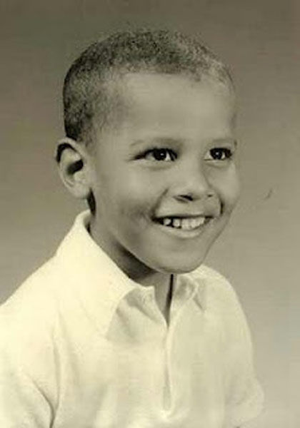 barack obama young - photo #22