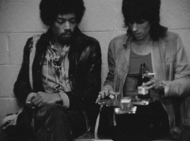 Kicking It With Jimi Hendrix