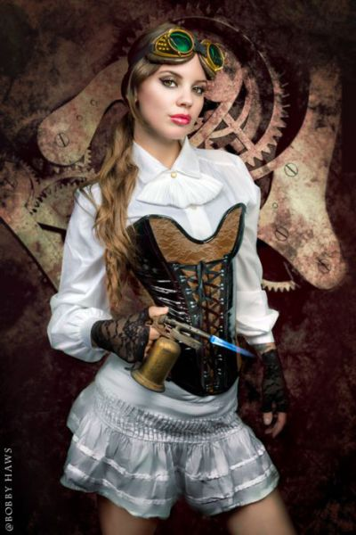 steampunk Cosplay xxx
