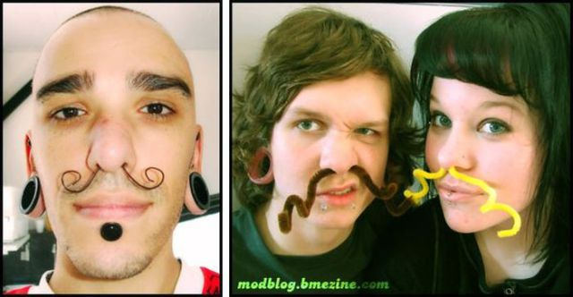 Wacky Body Modifications