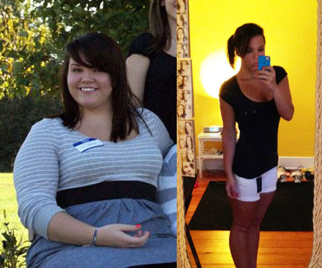 Once Chubby, Now Thin. Part 3