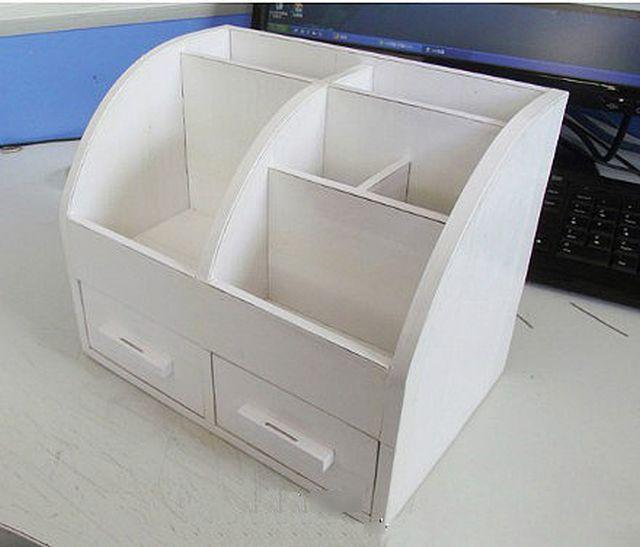 Hand-Made Cardboard Stationery Box (9 pics) - Izismile.com