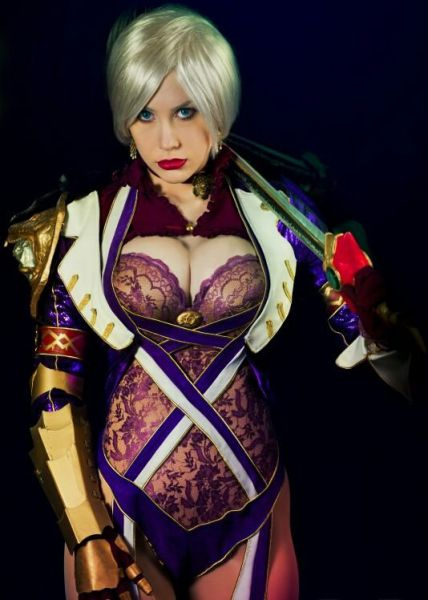 Time to See Some Hot Cosplay Girls. Part 2
