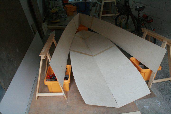 Изготовить лодку своими руками