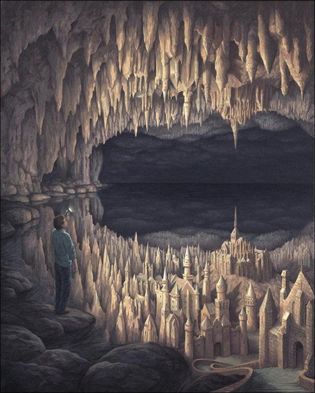 Awe-Inspiring Surrealistic Paintings