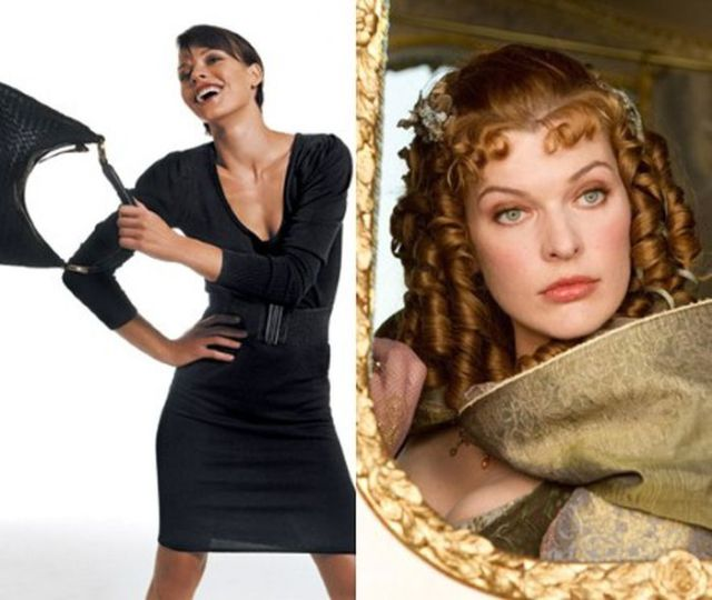 Models Who Became Actresses