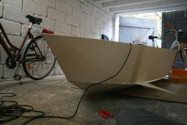 Superb DIY Sailboat