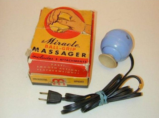 Creepy Vintage Adult Toys