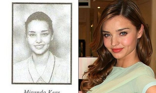 Did Supermodels Look Good In Their Yearbook Photos?