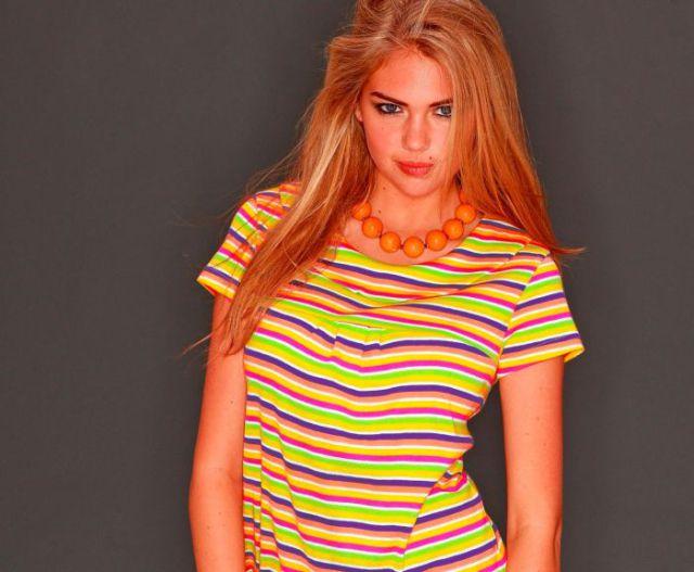 Gorgeous Blonde Kate Upton