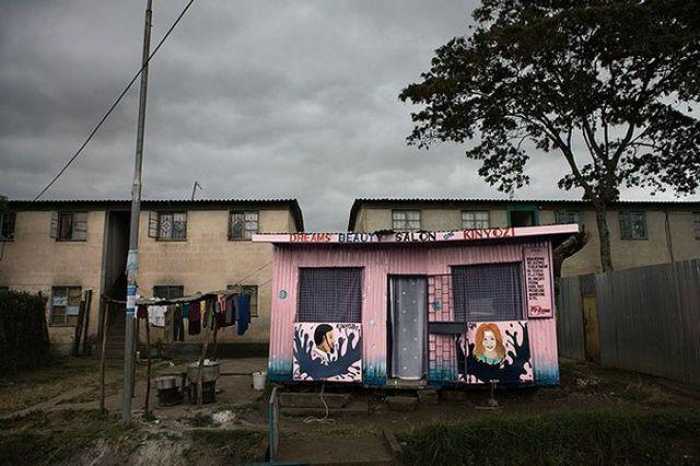 Small Businesses of Nairobi