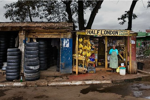 Small Businesses of Nairobi
